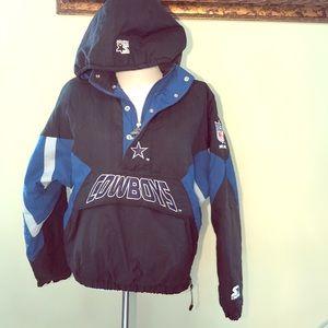 🌿Cowboys NFL Starter Jacket